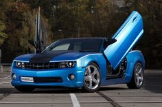 #Schwabenfolia 2014 Chevrolet #Camaro SS