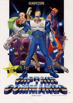 #retrogaming #capcom - Review Captain Commando - Arcade
