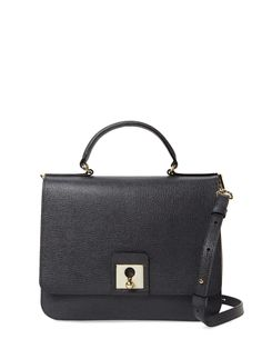 Ivy Leather Backpack by Orla Kiely at Gilt