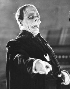 "October 02: ""Erik, the Phantom of the Opera"" (Lon Chaney, Sr.)  An opera singer receives assistance from a mysterious source."