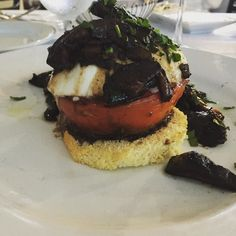 Burrata with heirloom tomatoes  truffles and balsamic drizzle at A Fish Called Avalon Miami. To die for! #burrata #appetizer #miami #miamibeach #afishcalledavalon #cuisine #miamifood #dinner #delicious #oceandrive #southbeach #food #foodie #foodiegram #foodpic #foodlover #foodies #italianfood #foodblog #foodblogger