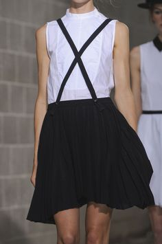 BAND OF OUTSIDERS SS 2012
