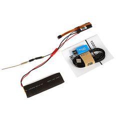 ﹩23.39. Mini DV HD 1080P Spy DIY Module IP Camera WiFi Remote Monitor Nanny Cam DVR    Color - Black,