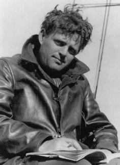 Jack London - writer and adventure seeker. See more...