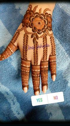 Khafif Mehndi Design, Mehndi Designs Book, Back Hand Mehndi Designs, Mehndi Designs For Girls, Mehndi Designs 2018, Modern Mehndi Designs, Dulhan Mehndi Designs, Mehndi Design Photos, Beautiful Mehndi Design