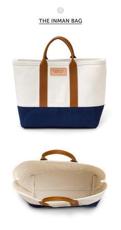 The Inman Bag | Andover Trask | Made in Atlanta