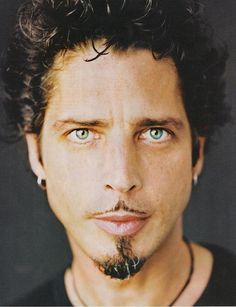 Chris Cornell Ooh La La!!! How gorgeous are those eyes! Drool!!!