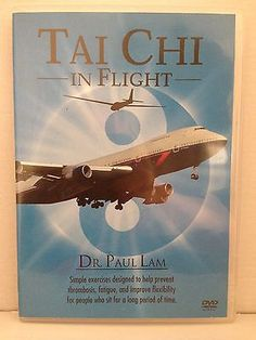 Dr. paul lam ~ in #flight tai chi~ dvd ~ #great 4 #people who sit for long period, View more on the LINK: http://www.zeppy.io/product/gb/2/130798238742/