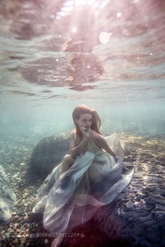 "socialfoto: "" Amelia 2 Shot at Flathead Lake. It's crystal clear but it's freezing! by jennamartinphoto """