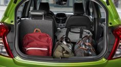 2016 Chevy Spark Rear Doors