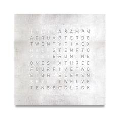 33 Best Qlocktwo By Biegert Funk Images In 2017 Desktop Clock
