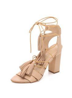 loeffler randall luz tassel sandal
