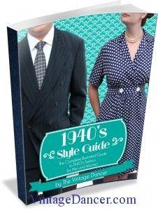 1940's Fashion for Women ebook