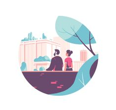 Illustrations for the French company Tom Haugomat Paris, France Art And Illustration, Flat Design Illustration, People Illustration, Illustrations And Posters, Character Illustration, Art Design, Vector Design, Vector Art, Tom Haugomat