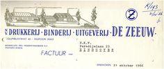 N.V. Drukkerij binderij uitgeverij De Zeeuw.