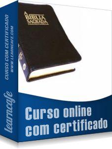 Novo curso online grátis! Bíblia Sagrada - http://www.learncafe.com/blog/?p=1167