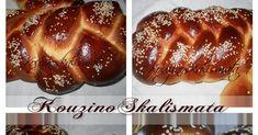 Η πιο τέλεια συνταγή για υπέροχα, τρυφερά, αφράτα, μυρωδάτα, και κορδονάτα τσουρέκια που έχετε φτιάξει ποτέ!!!!   Υλικά:... Pastry Cake, Apple Cider, Baked Potato, Baking, Pancake, Ethnic Recipes, Desserts, Greek, Cakes