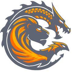Opern order logo and name squad game onlline Fantasy Logo, Fantasy Art, Art Sketches, Art Drawings, Lion Tattoo, Dragon Art, Animal Logo, Art Logo, Concept Art