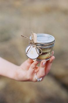 theknot Send your guests home with a jar of homemade pickles. Add some twine and a personalized tag or label to match your wedding theme. jar wedding favors 18 Mason Jar Wedding Favor Ideas for 2018 Wedding Favours Shots, Cookie Wedding Favors, Creative Wedding Favors, Inexpensive Wedding Favors, Edible Wedding Favors, Rustic Wedding Favors, Wedding Favors For Guests, Wedding Favors Cheap, Bridal Shower Rustic
