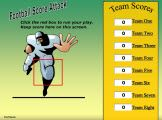 PowerPoint Games and Templates. Great for vocabulary review and alternatives to Jeopardy games.