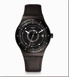 Swatch Sistem Black (SUTB400)
