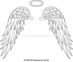Angel wings Stock Illustrations. 4840 angel wings clip art images and royalty free illustrations available to search from over 15 EPS vector...