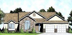 House Plan chp-44840 at COOLhouseplans.com