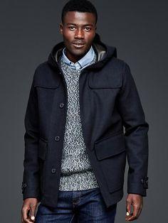 Wool jacket Product Image