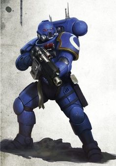 News, pictures and videos by the universe Warhammer and other gaming universes! Warhammer 40k Memes, Warhammer 40000, Character Concept, Character Art, Character Design, Armor Concept, Concept Art, Ragnarok Mobile, Salamanders Space Marines