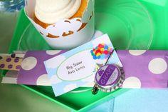 Disney's Up themed birthday party via Kara's Party Ideas KarasPartyIdeas.com Printables, cakes, invitation, cupcakes, desserts, and MORE! #disneysup #genderneutralparty #karaspartyideas (22)