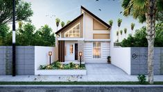 Indian Bride Photography Poses, Modern Small House Design, 2 Bedroom House, Minimalist Home, Tiny House, House Plans, Interior Design, Outdoor Decor, Houses