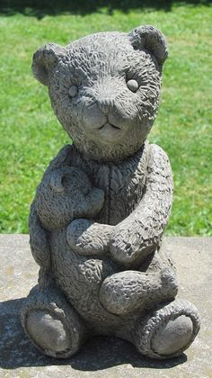 Nice Mother U0026 Baby Bear Statue