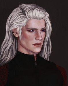 Rhaegar by efficiar