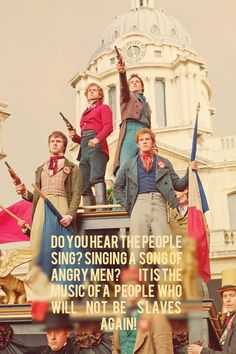 Les Miserables :)