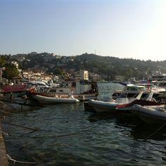 summer morning in Bebek/Istanbul