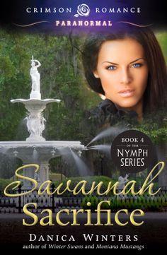 Book Blitz & Giveaway - Savannah Sacrifice by Danica Winters