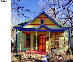 One House, Two House, Red House, Blue House: Dr. Seuss-Like Homes for Sale | Zillow Blog