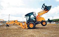 Damian Trevor - construction vehicles dumper racing