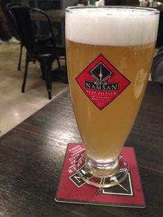 배터리파크 battery park@명동 #korea #seoul #myongdong #pasta #beer #hamberger