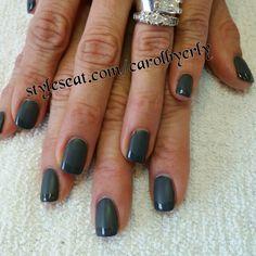 Grey matte french