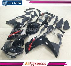 469.06$  Watch now - http://alil7x.worldwells.pw/go.php?t=32678304136 - Aftermarket 2015 YZF R3 For Yamaha YZF R3 R25 2016 2015 Bodywork ABS Injected Fairing Kit Gloss Black