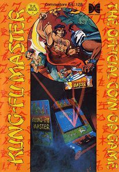 Kung-Fu Master - Commodore C64