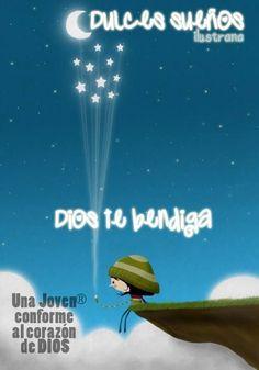 Dios bendiga tus sueños