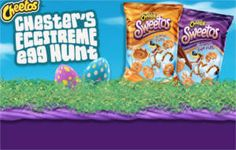 Chester's Extreme Egg Hunt Cheetos Sweepstakes & Instant Win Game on http://www.icravefreebies.com/
