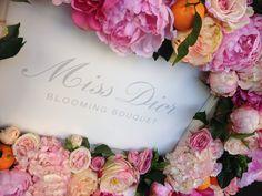 Dior Flowers, Flower Installation, Floral Wreath, Bouquet, Bloom, Wreaths, Design, Decor, Floral Crown