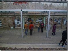 Exposición exterior en Topografía del terror. Berlín