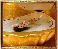 Goldshell Floatarium  Day Spa Berlin City, Friedrichstrasse 105-106 - Downtown Berlin