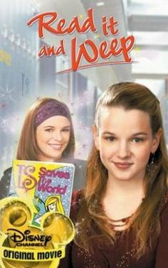 disney channel movie read it and weep, about a girl who's diary gets out. i used to really want her laptop/tablet thing Disney Channel Movies, Disney Channel Original, Disney Channel Shows, Disney Shows, Disney Films, Ricky Ullman, 2000s Cartoons, Old Cartoons, High School Musical
