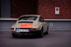 I Built My Ideal Restomod Porsche 911 From A Rusty, Non-Running Donor Car