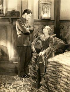 Greta Garbo & Ramon Novarro - Mata Hari 1931
